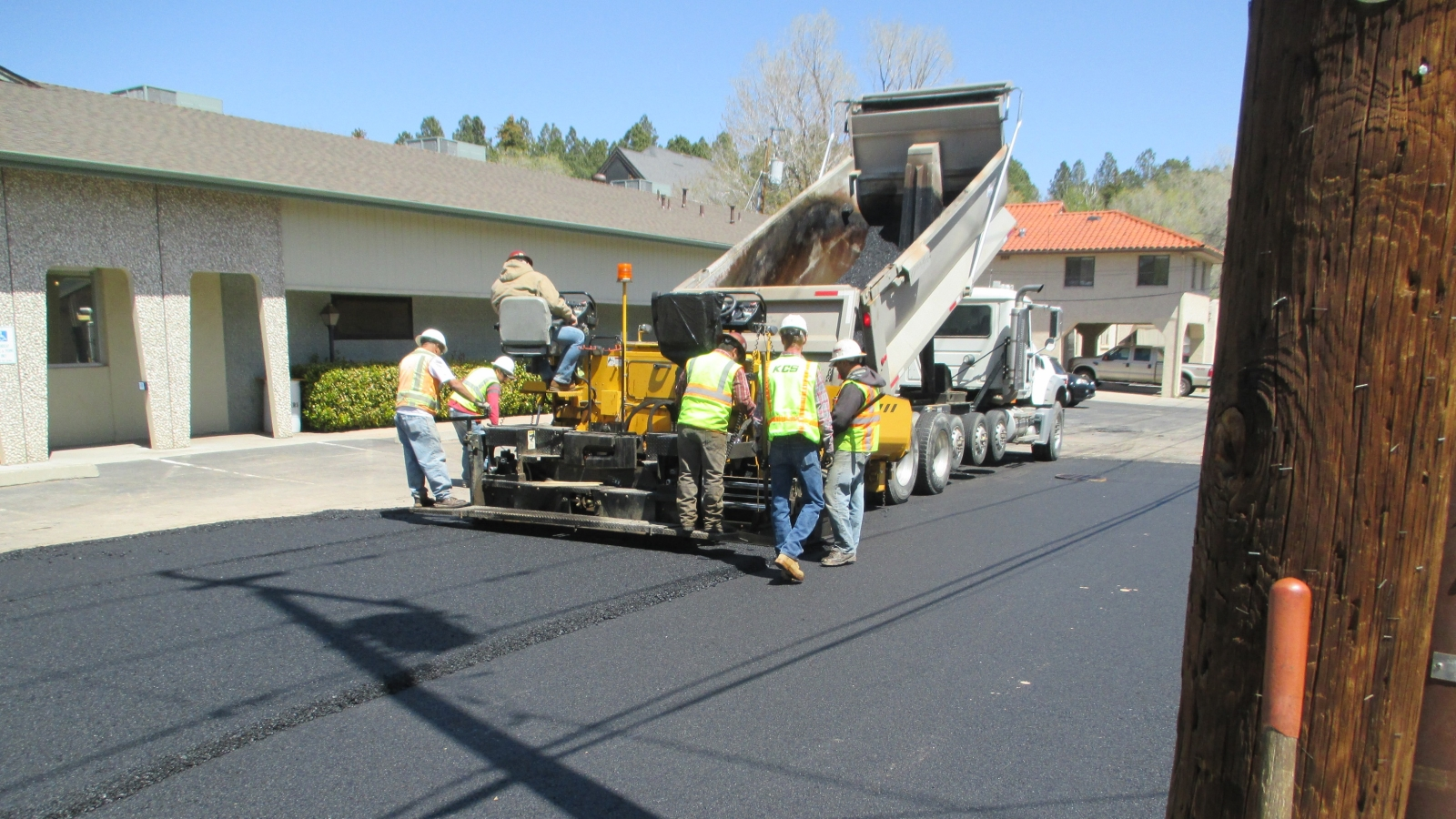 Industries City Of Flagstaff Drainage Improvements
